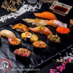 Abushi Japanese Restaurant and Cafe จรัญ 94