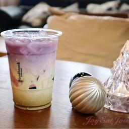 Taro Tea Latte