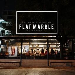 หน้าร้าน Flat Marble