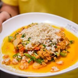 ราชาข้าวผัดปู (ทะเลซีฟู้ด) เดอะมอลล์ โคราช