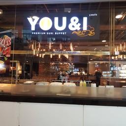 หน้าร้าน You & I Premium Suki Buffet สาขา 3 เดอะวอล์ค เกษตรนวมินทร์