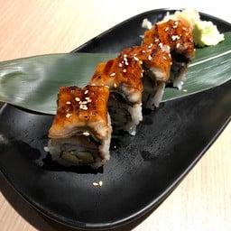 เมนูของร้าน Seiryu Sushi ศาลาแดง