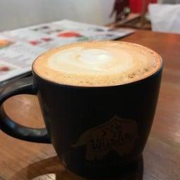 กาแฟพันธุ์ไทย  PT ท.5 กาญจนบุรี
