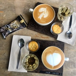 Cappuccino& Latte