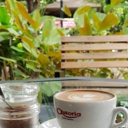 บรรยากาศ Cafe de' Forest