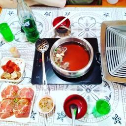 เมนูของร้าน ปาร์ตี้ บุฟเฟ่ต์ BBQ Korea
