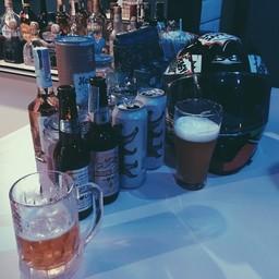 Glam Speakeasy Bar
