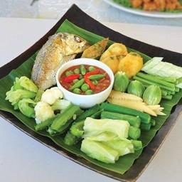 น้ำพริกกะปิ-ปลาทู
