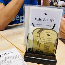 บรรยากาศ After You Dessert Cafe Central Ladprao