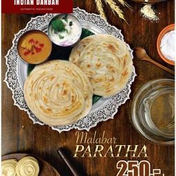 Malabari paratha