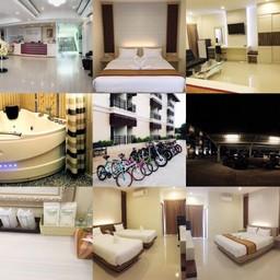 โรงแรมชาญสุดา เลควิว