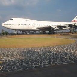 Airplane Park Korat
