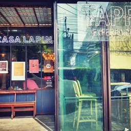 หน้าร้าน Casa Lapin อารีย์