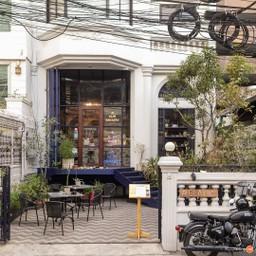 หน้าร้าน A clay cafe