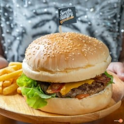 เมนูของร้าน Sorry I'm Hungry Burger Cafe