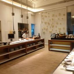 บรรยากาศ C-Salt Cafe @ Rayong Marriott Resort & Spa
