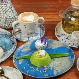 เมนูของร้าน A clay cafe