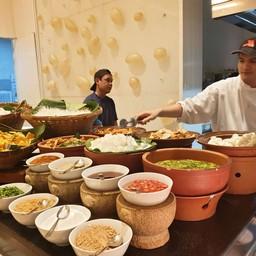 เมนูของร้าน C-Salt Cafe @ Rayong Marriott Resort & Spa