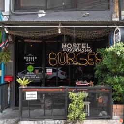 หน้าร้าน Sorry I'm Hungry Burger Cafe