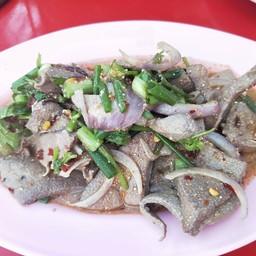 อาหารอีสาน ถ.สุเทพ หน้ากรุงไทย