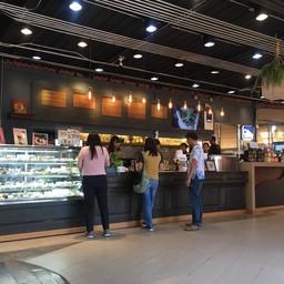 บรรยากาศ BEYOND CAFE กาแฟ เค้ก อุดรธานี หนองประจักษ์