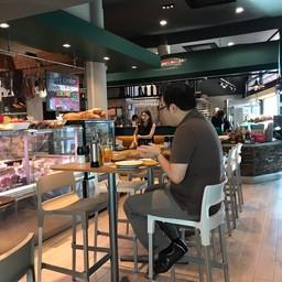 บรรยากาศ Pala Pizza Romana MRT สุขุมวิท