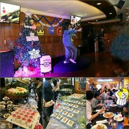 บรรยากาศ Hard Rock Café กรุงเทพ