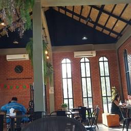 บรรยากาศ 26Tuesday cafe In Garden