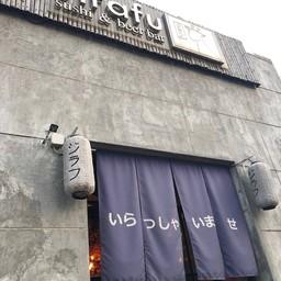 หน้าร้าน Jirafu Sushi & Beer Bar ลาดพร้าว ซอย 5
