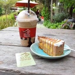 เมนูของร้าน ศาลากาแฟ
