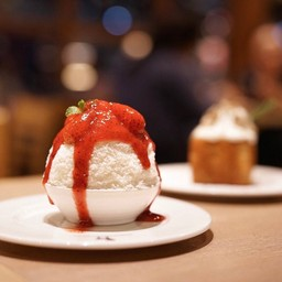 เมนูของร้าน After You Dessert Cafe ลาวิลล่า
