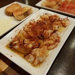 Octopus Potato & Olive Oil