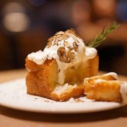 Truffle Toast :##1