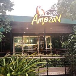 หน้าร้าน Cafe Amazon
