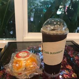 เมนูของร้าน Cafe Amazon