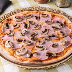 78. Prosciutto Cotto e Funghi (แฮมกับเห็ด)