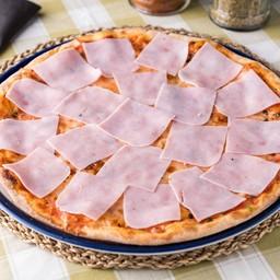 77. Prosciutto Cotto (พิซซ่าแฮม)