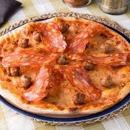 82. Salame e Salsiccia(ซาลามี่ซัลซิคเซีย)