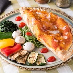 63. Calzone Vegetariano (คาลโซเน่ ผักรวม)