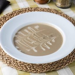 15. Zuppa di Porri e Funghi