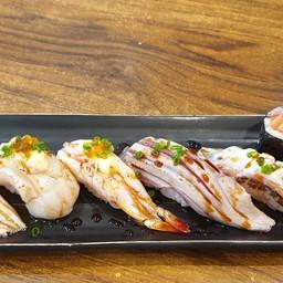 เมนูของร้าน Real Ichi Yakiniku & Sushi เพชรบุรี