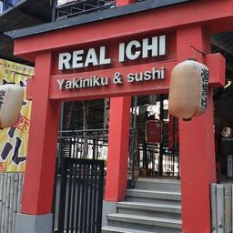 หน้าร้าน Real Ichi Yakiniku & Sushi เพชรบุรี