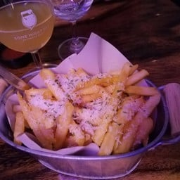 Parmesan Truffle French Fries