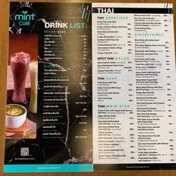 Mint Cafe by Peppermintfield เลียบด่วนเอกมัยรามอินทรา