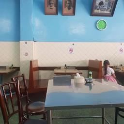 บรรยากาศ ร้านอาหารมุสลิม แยกไฟแดงบางรักสีลม