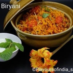 Flavours of India ลาซาล 58