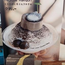 เมนู Sofuto Cream หลัง มช.