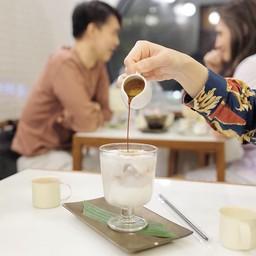 เมนูของร้าน Onedee Cafe อารีย์