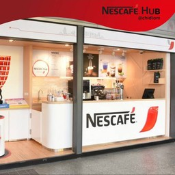 เมนูของร้าน Nescafe Hub BTS ชิดลม