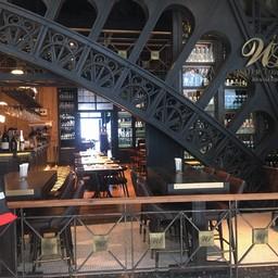 Water Library Brasserie เซ็นทรัล แอมบาสซี่